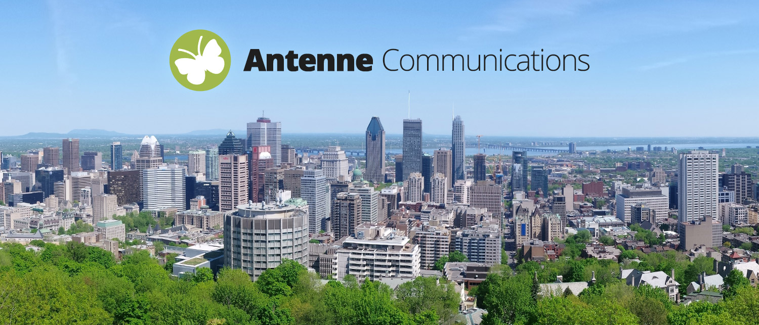 Antenne Communication Montreal